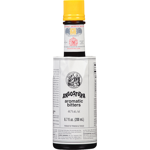 Angostura® Aromatic Bitters 6.7 fl. oz. Bottle