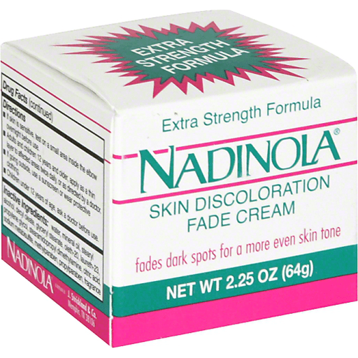 Nadinola Fade Cream, Skin Discoloration | Shop | Price Cutter