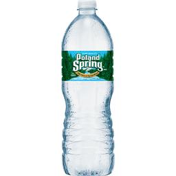 7895b137c5 Poland Spring Water, Natural Spring - Liter