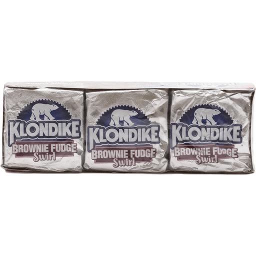 Klondike Brownie Fudge Swirl - 6 CT