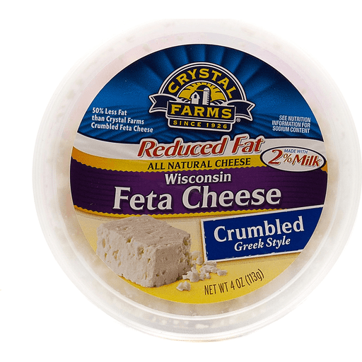 Crystal Farm Crumble Feta