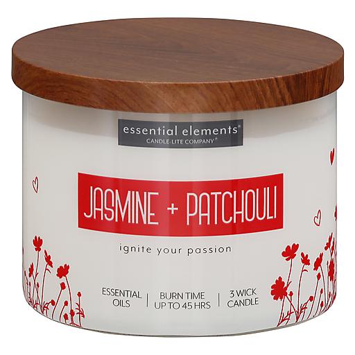 Candle Lite Ee Jar Jasmine Candle