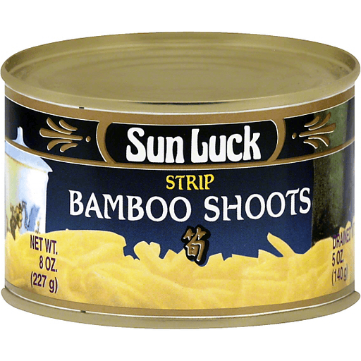 Sun Luck Bamboo Shoots - Strips
