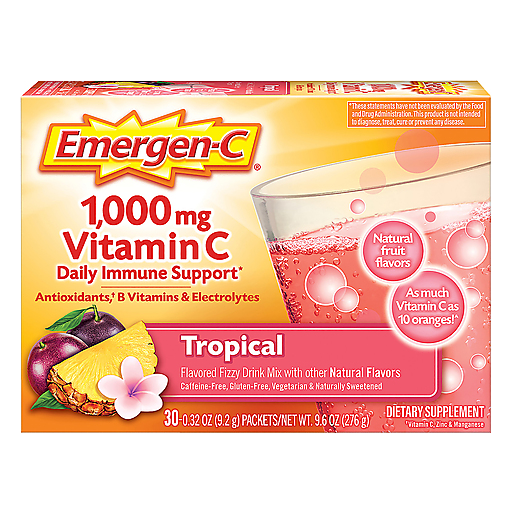 Alacer Emergen C - Tropical