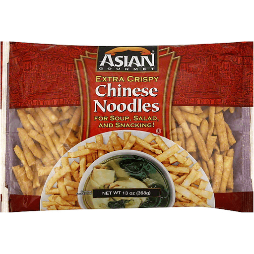 Asian Gourmet Chinese Noodles Wide Organic All Natural Pasta Foodtown