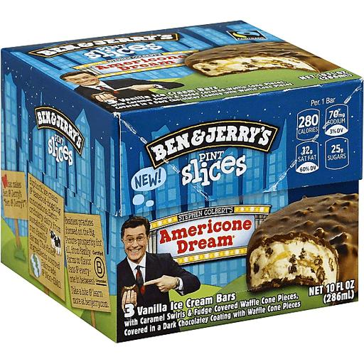Ben Jerry S Americone Dream Pint Slices 3 Ct Ice Cream Fairvalue Food Stores Ben & jerry's americone dream pint slices. americone dream pint slices