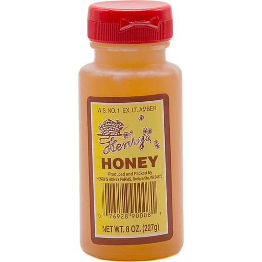 Henry's Wisconsin Honey