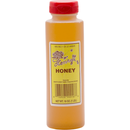 Henry's Wisconsin Honey