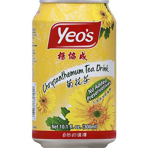 Yeo's Chrysanthemum Tea Drink