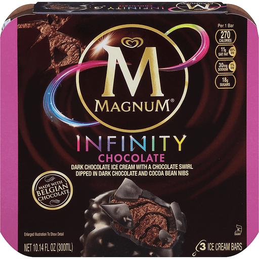 Magnum Ice Cream Bars Infinity