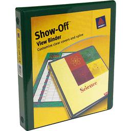 avery show off view binder 1 inch sullivans foods of marengo