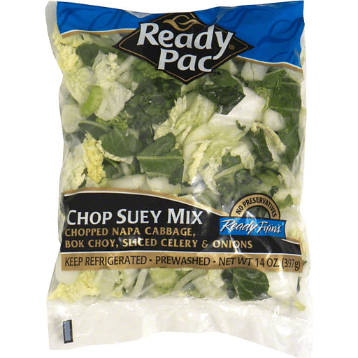 Ready Pac Ready Fixin S Chop Suey Mix Shop Goodwin Sons
