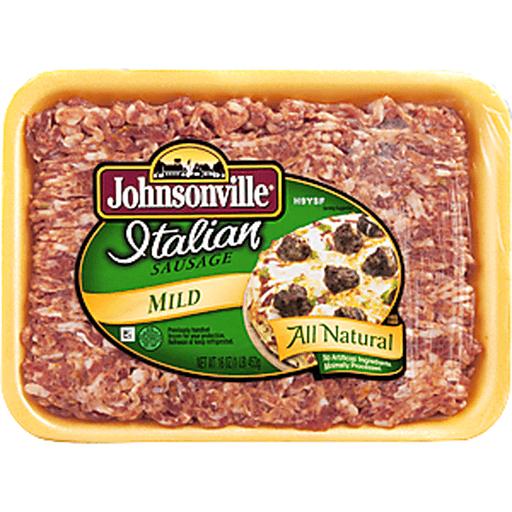 Johnsonville Sausage, Italian, Mild