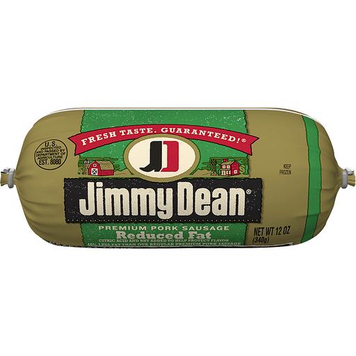 Jimmy Dean® Reduced Fat Premium Pork Sausage Roll, 12 oz.