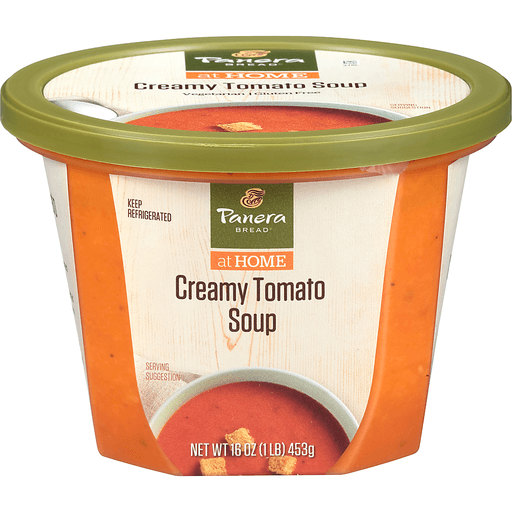 Panera Bread® at Home Creamy Tomato Soup 16 oz. Microwave Bowl