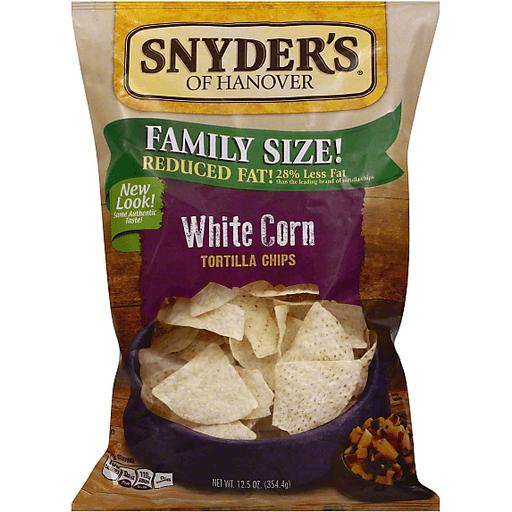 Snyder S White Corn Tortilla Chips Sendik S Food Market