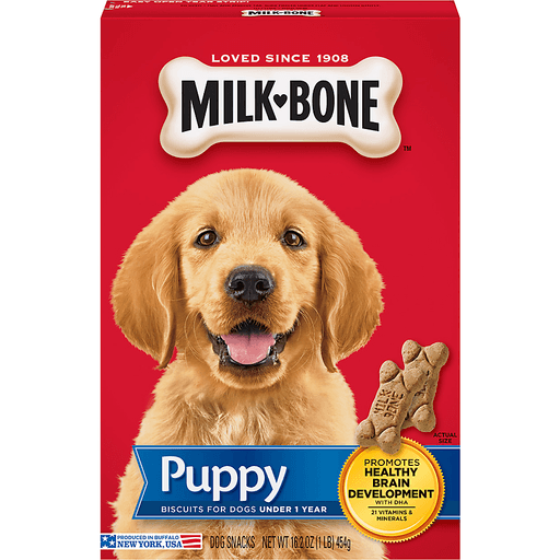 Milk-Bone Original Puppy Biscuits, 16-Ounce