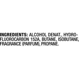 AXE Dark Temptation Deodorant Body Spray for Men 5 1 oz  Can