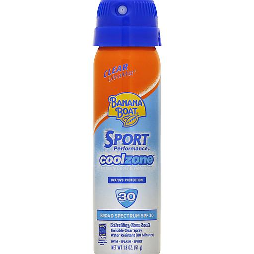 Banana Boat Cool Zone Spf 30 Spray-Box