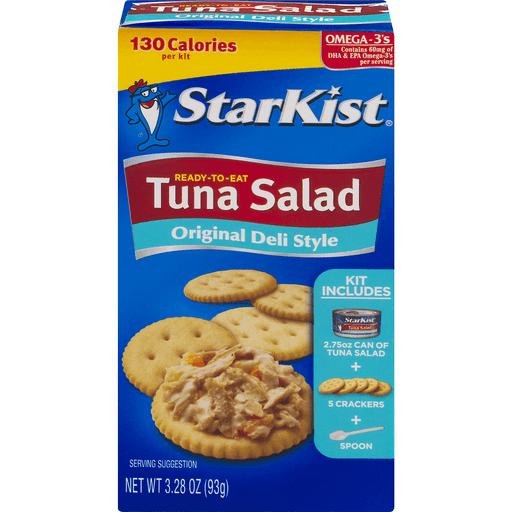 StarKist Tuna Salad, Ready-to-Eat, Original Deli Style