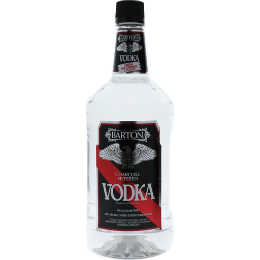 Bartons Vodka