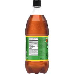 Fuze Iced Tea Lemon Bottle, 1 Liter   Lees