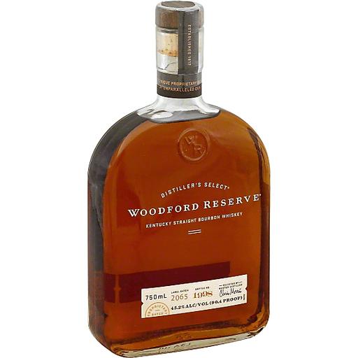 Woodford Reserve Distiller's Select Whiskey, Kentucky Straight Bourbon