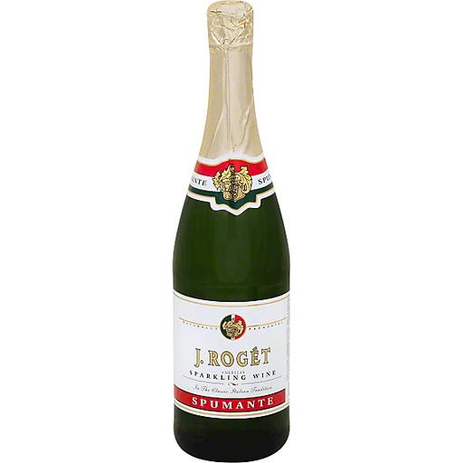 J Roget Sparkling Wine, American, Spumante