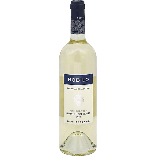 Nobilo Regional Collection Marlborough Sauvignon Blanc, New Zealand, 2010