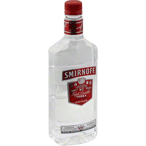 Smirnoff Vodka, Triple Distilled, Recipe No. 21