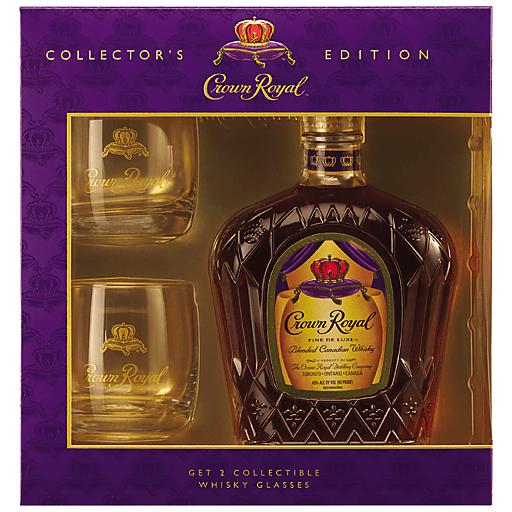 Crown Royal Gift Pack