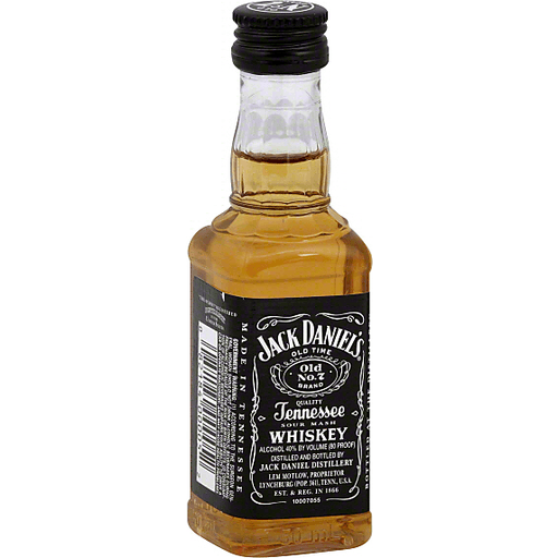 Jack Daniels Whiskey, Tennessee Sour Mash