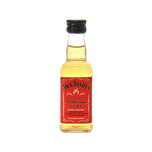 Whiskey50 ML Daniels Jack Tennessee Flavored Fire lFKJ3T1c