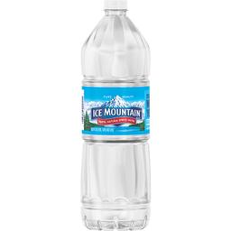 481e53fef7 Ice Mountain® 100% Natural Spring Water 33.8 fl. oz. Bottle