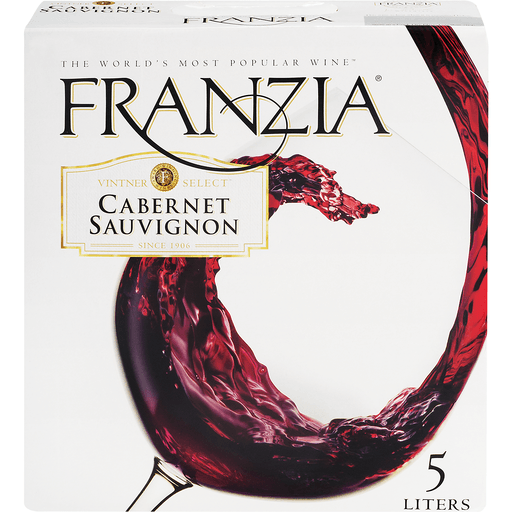 Franzia Cabernet Sauvignon, Vintner Select