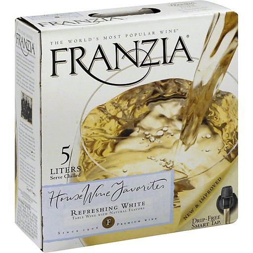 Franzia House Wine Favorites Refreshing White