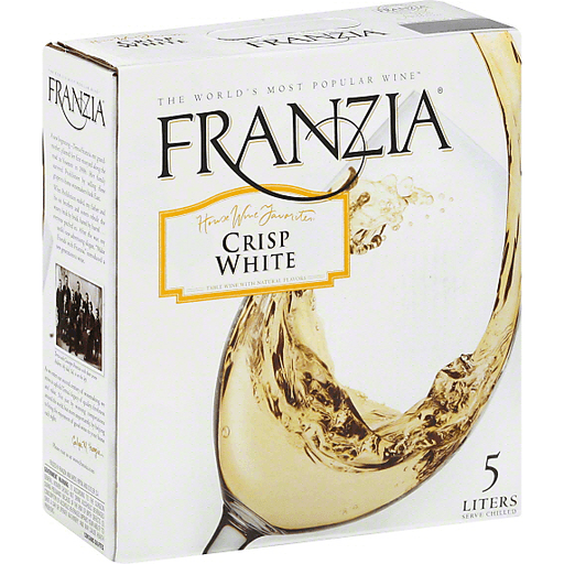 Franzia House Wine Favorites Crisp White