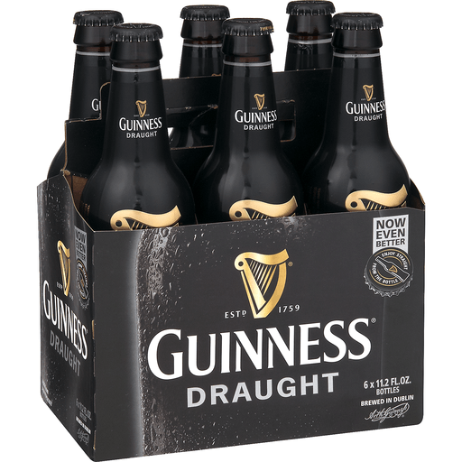 Guinness Beer, Draught Stout