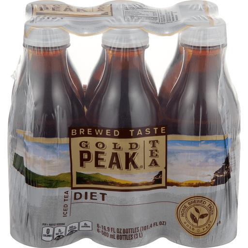 Gold Peak Tea, Diet