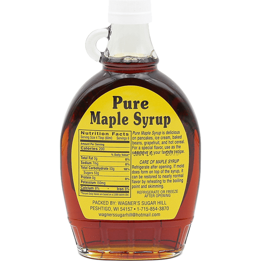 Wagners Maple Syrup
