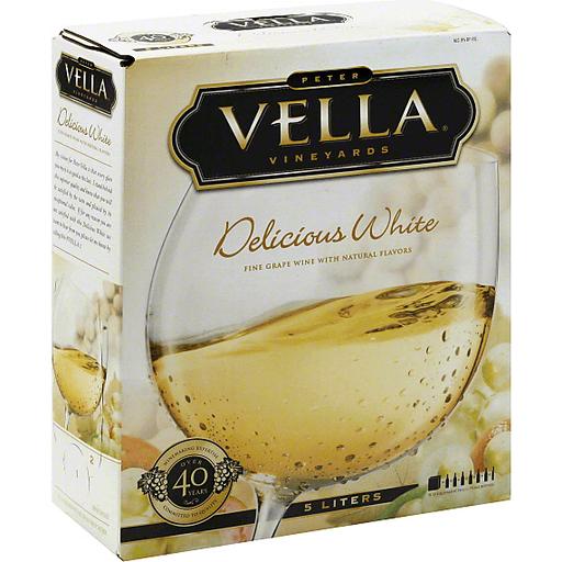 Peter Vella Delicious White Box