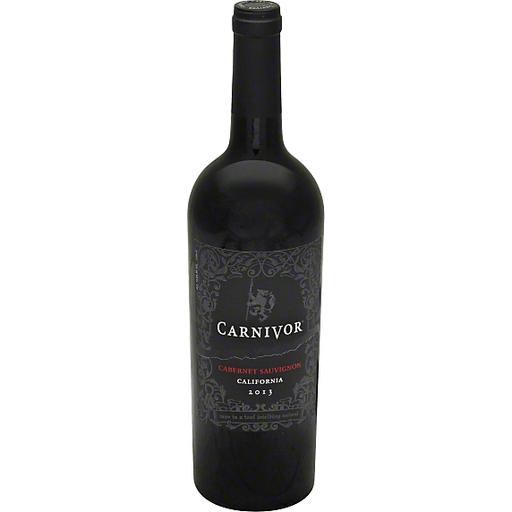 Carnivor Cabernet Sauvignon California 2014