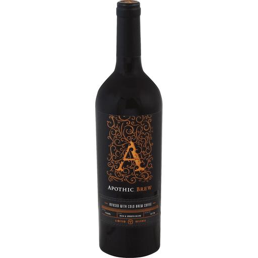 Apothic Red Wine, Brew