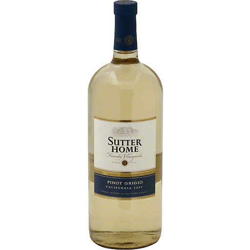 Sutter Home Pinot Grigio, California