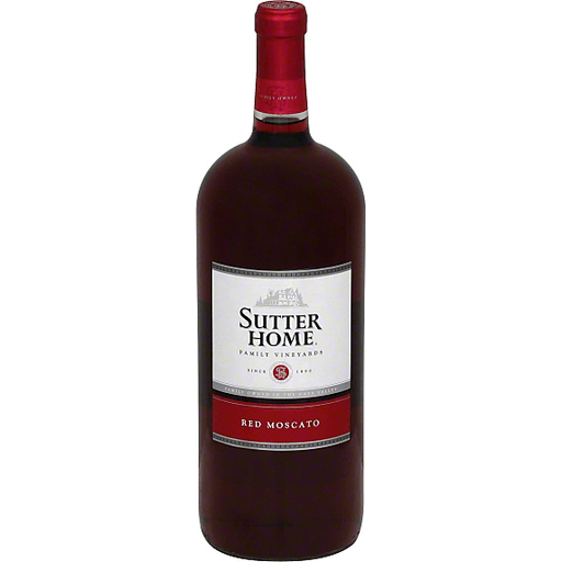 Sutter Home Red Moscato, California