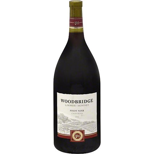 Woodbridge Pinot Noir, Vin de Pays d'Oc, 2006