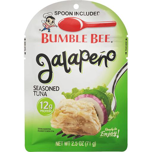 Bumble Bee Jalapeno Seasoned Tuna
