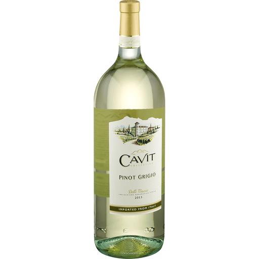 Cavit Collection Pinot Grigio 2015