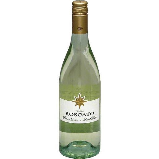 Roscato Sweet White Wine, Italia