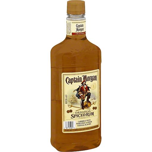 Captain Morgan Rum, Spiced, Original